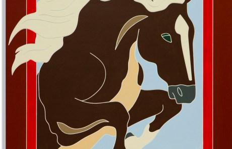 Horse Barn Quilt