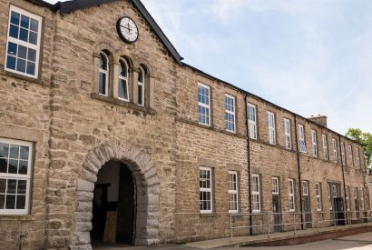 The Factory Kendal Artists studios and creative hub