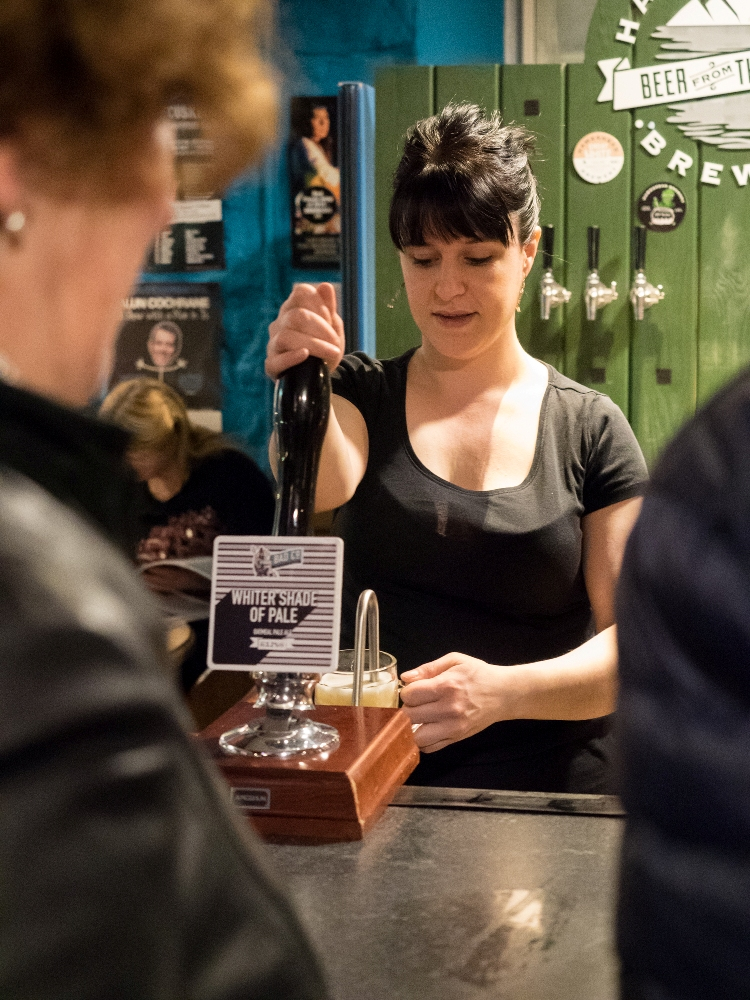 Beer Festival at Kendal's Brewery Arts Centre