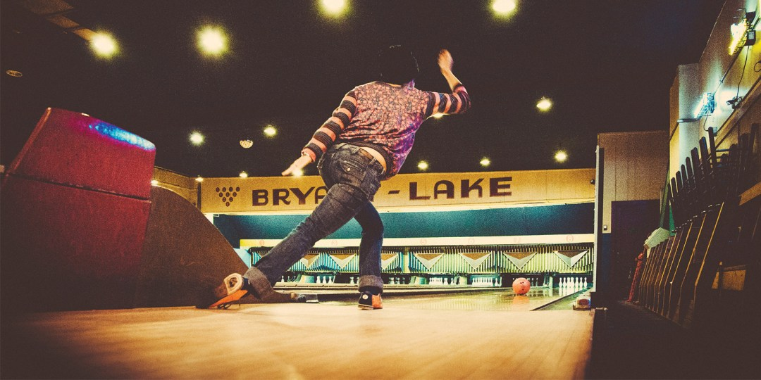 Bowling at Bryant Lake Bowl