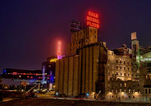 Mill City Museum and Guthrie