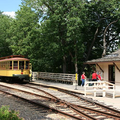 Linden Hills Streetcar Depot