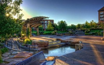 Nicollet Commons Park