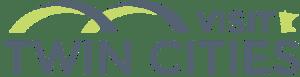 Visit Twin Cities Green Logo