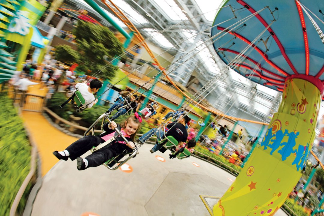 Backyardigans Swing-Along. Image by Nickelodeon Universe