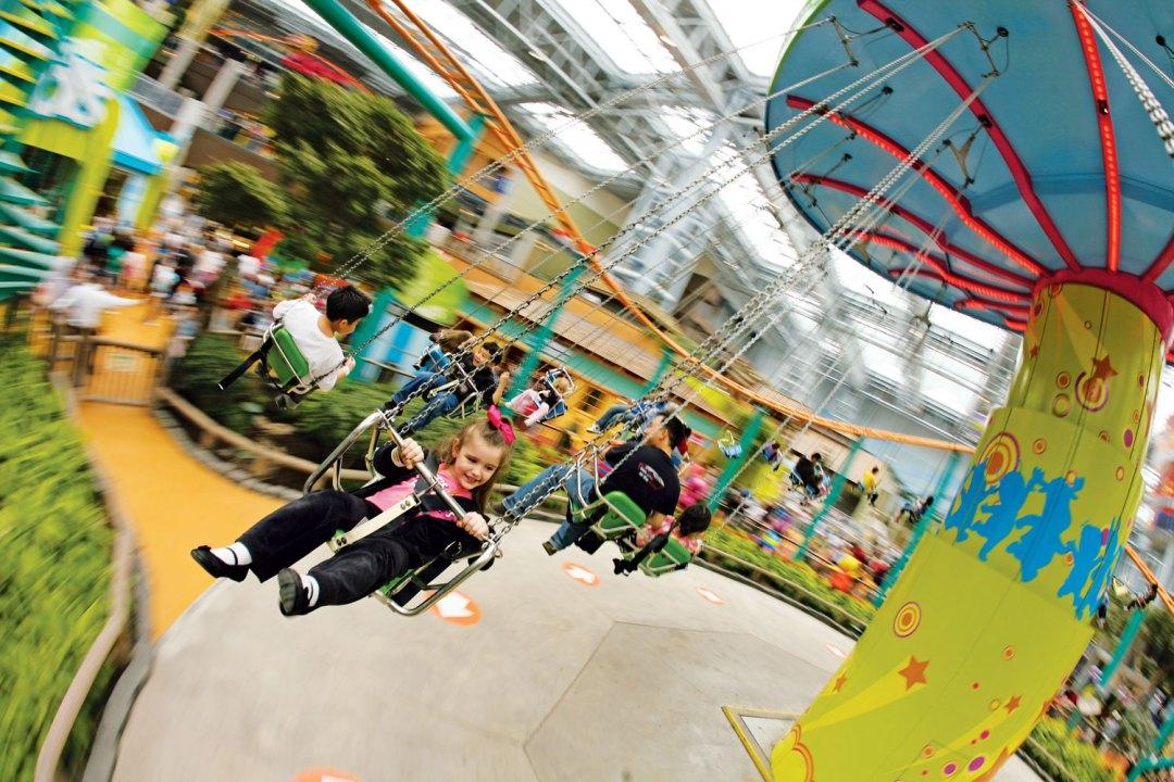 Backyardigans Swing-Along. Image by Nickelodeon Universe