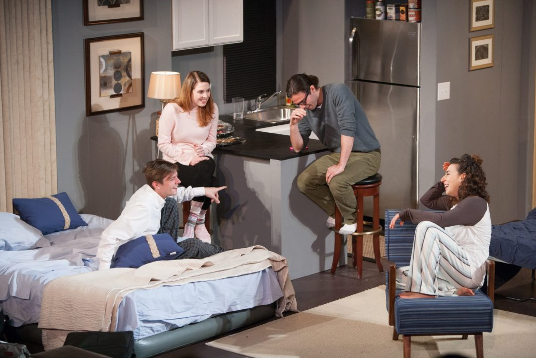 "Bad Jews, 2016. Image by Sarah Whiting. Courtesy of Minnesota Jewish Theatre Company <a href=""http://mnjewishtheatre.org/"" target=""_blank"">Minnesota Jewish Theatre Company</a>"