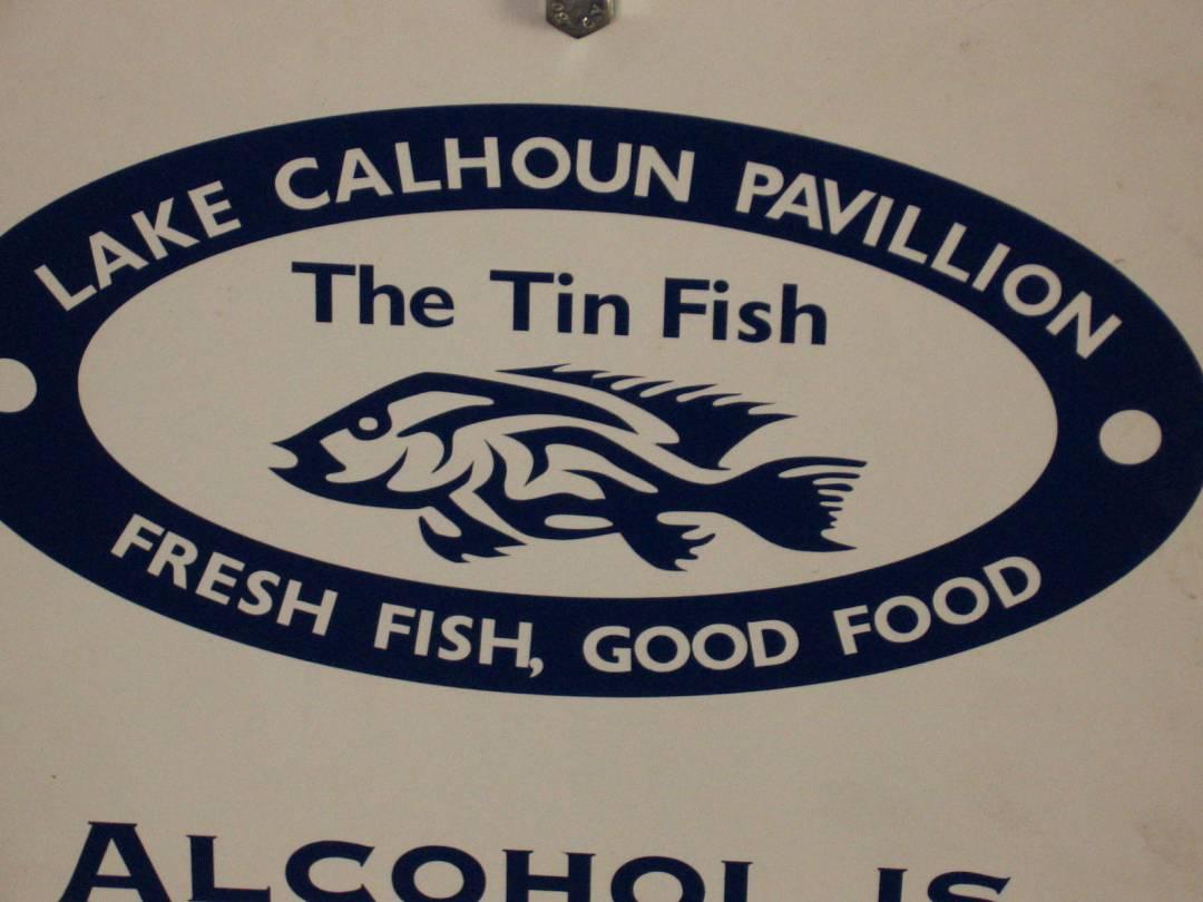 Tin Fish Logo Photo by Kelli Koob/Flickr https://flic.kr/p/39yJxs
