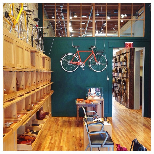 """Shinola store in North Loop, Minneapolis. Image by <a href=""""https://flic.kr/p/o2RbyQ"""" target=""""_blank""""> mikethefifth</a>"""