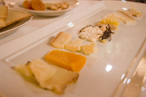 """Selection of Artisanal Cheese at Spoon & Stable. Image by <a href=""""https://flic.kr/p/dTfog"""" target=""""_blank""""> Ulterior Epicure/flickr</a>"""