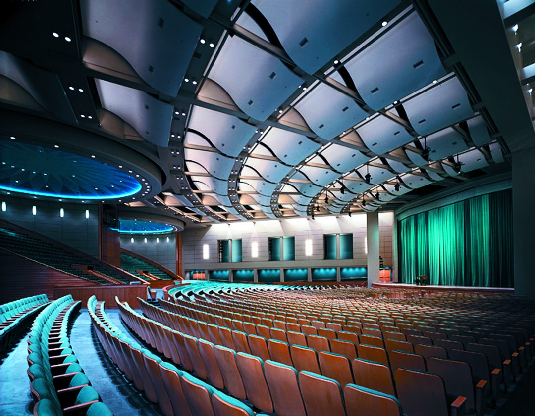 "Minneapolis Convention Center Auditorium. Image by <a href=""http://www.minneapolis.org/"" target=""_blank"">Meet Minneapolis</a>"