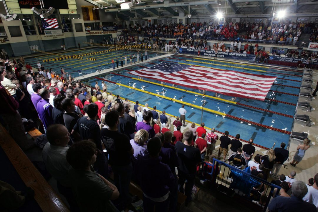 "University of Minnesota Aquatic Center. Image by <a href=""http://www.minneapolis.org/"" target=""_blank"">Meet Minneapolis</a>"