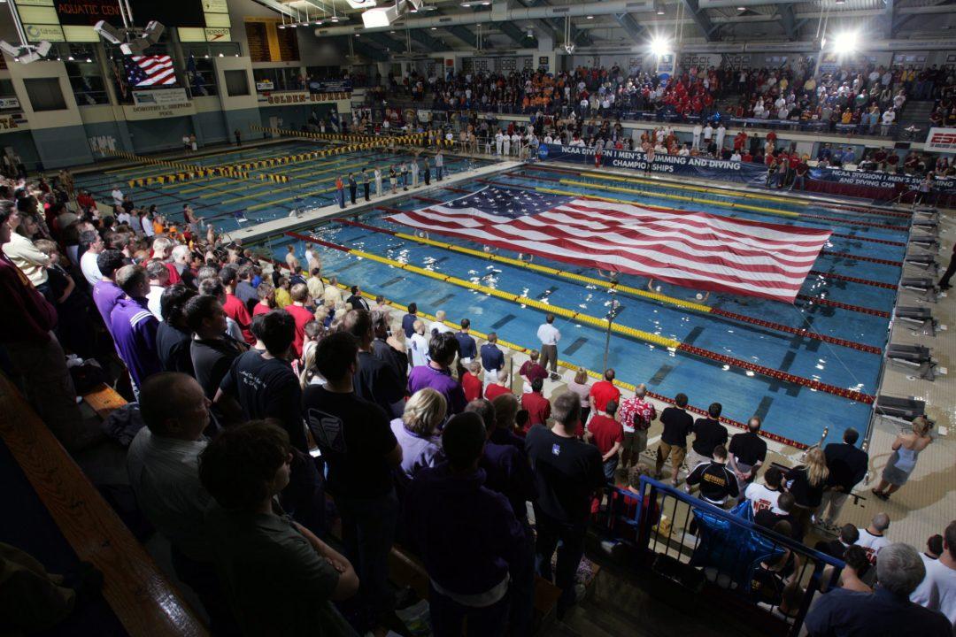"University of Minnesota Aquatic Center. Image by <a href=""http://www.minneapolis.org/"" target=""_blank"">Meet Minneapolis</a>"