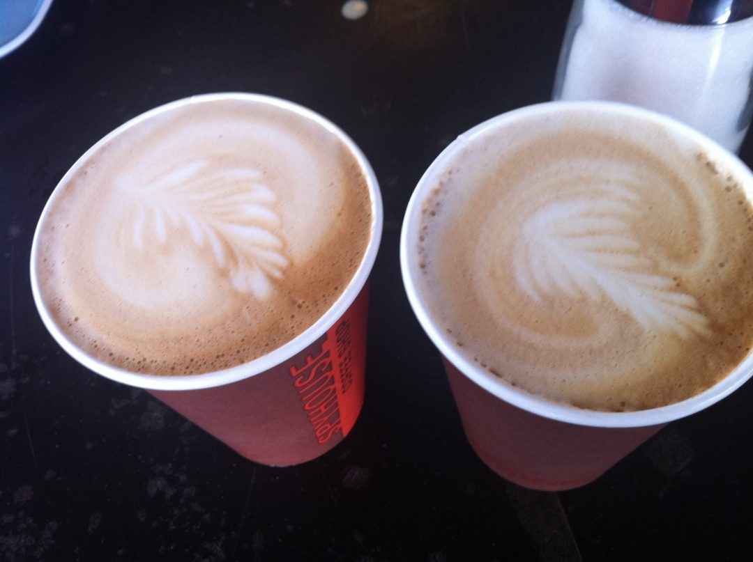 "Spyhouse Coffee Creativity. Image by <a href=""https://flic.kr/p/9jnXUX"" target=""_blank"">Ernesto De Quesada/flickr</a>"