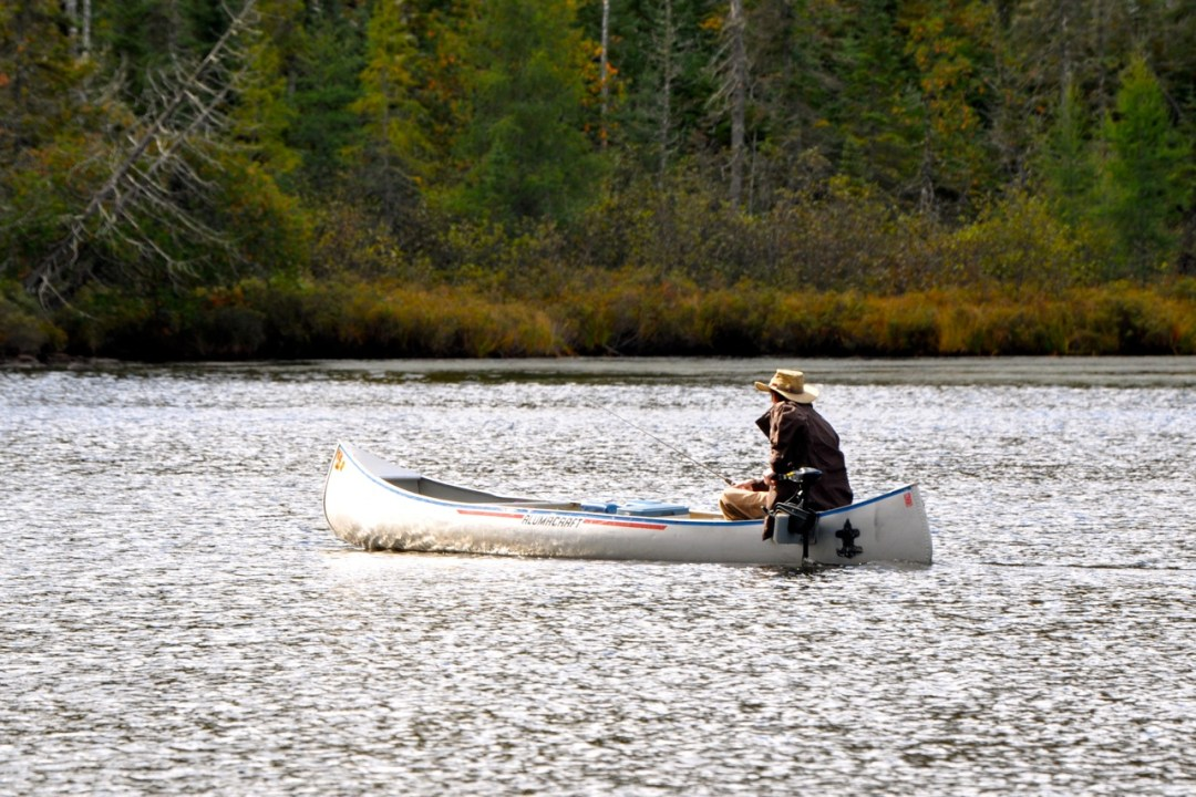 Boat Fishing up north Photo by Bearskin Lodge/Flickr https://flic.kr/p/dhFd4k