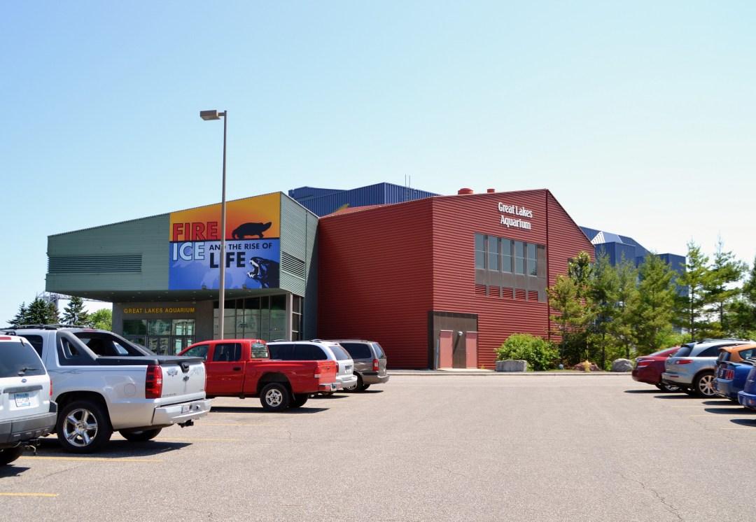 Duluth's Great Lakes Aquarium
