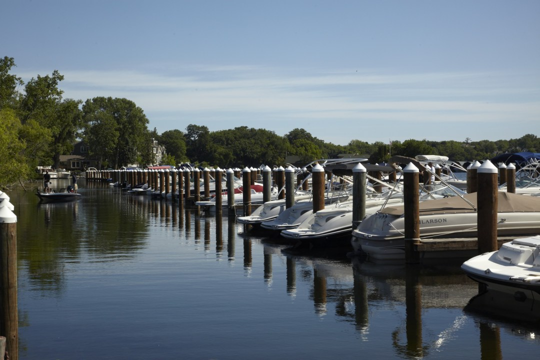 Sailboats. Image by Todd Buchanan/Greenspring Media