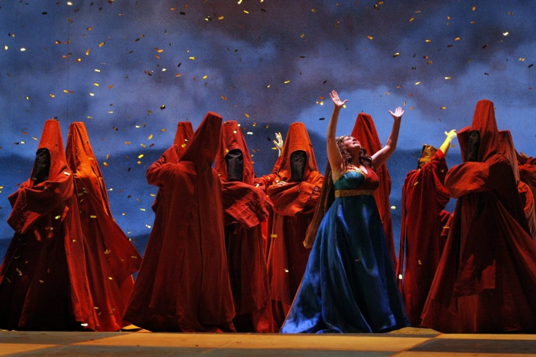 "Nabucco. Image by Michal Daniel. Courtesy of <a href=""http://www.mnopera.org/"" target=""_blank"">Minnesota Opera</a>"
