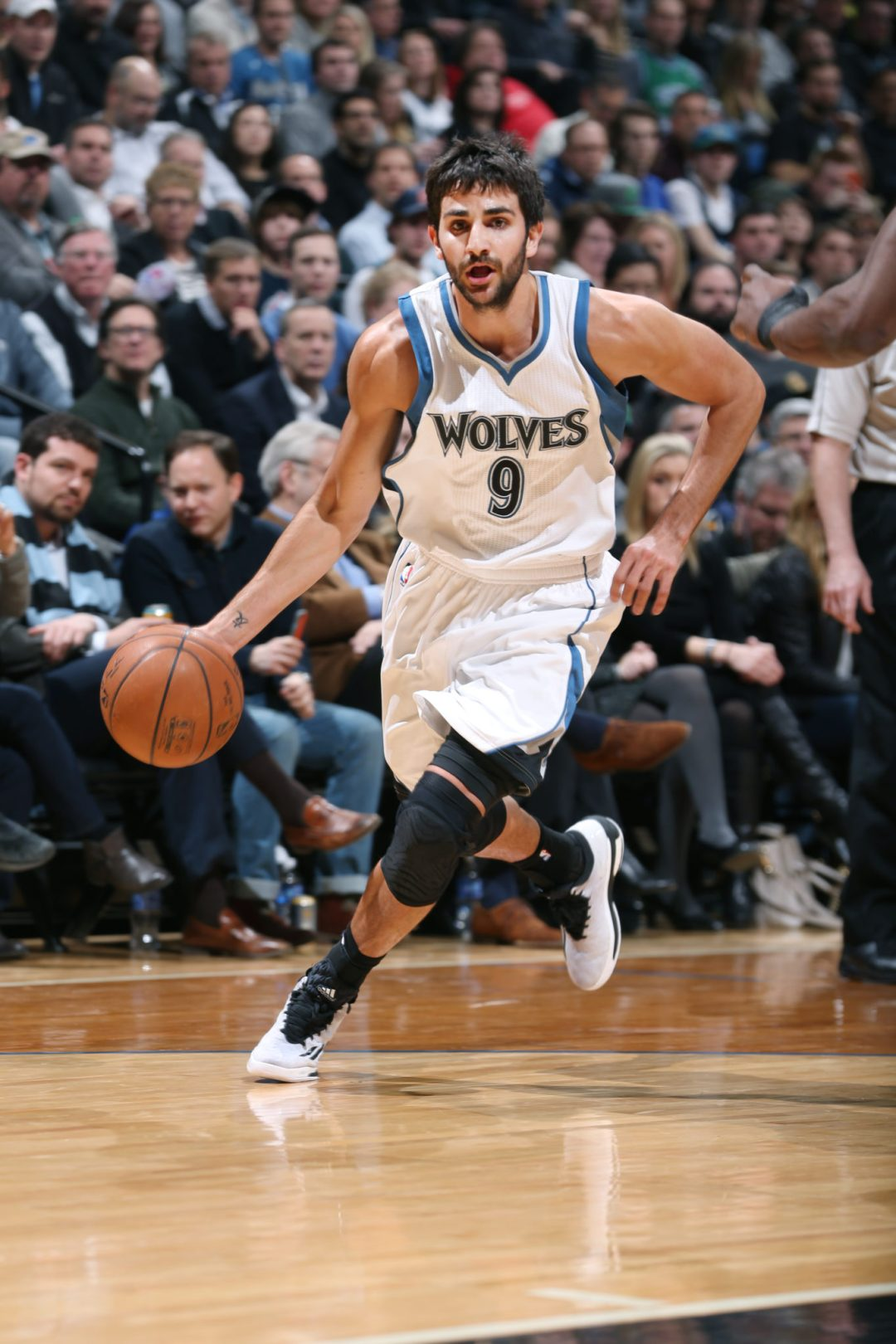 Ricky Rubio. Image by David Sherman