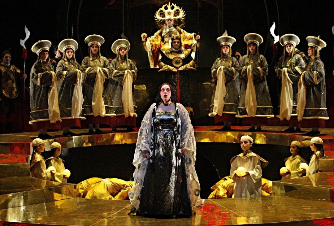 "Turandot. Image by Michal Daniel. Courtesy of <a href=""http://www.mnopera.org/"" target=""_blank"">Minnesota Opera</a>"