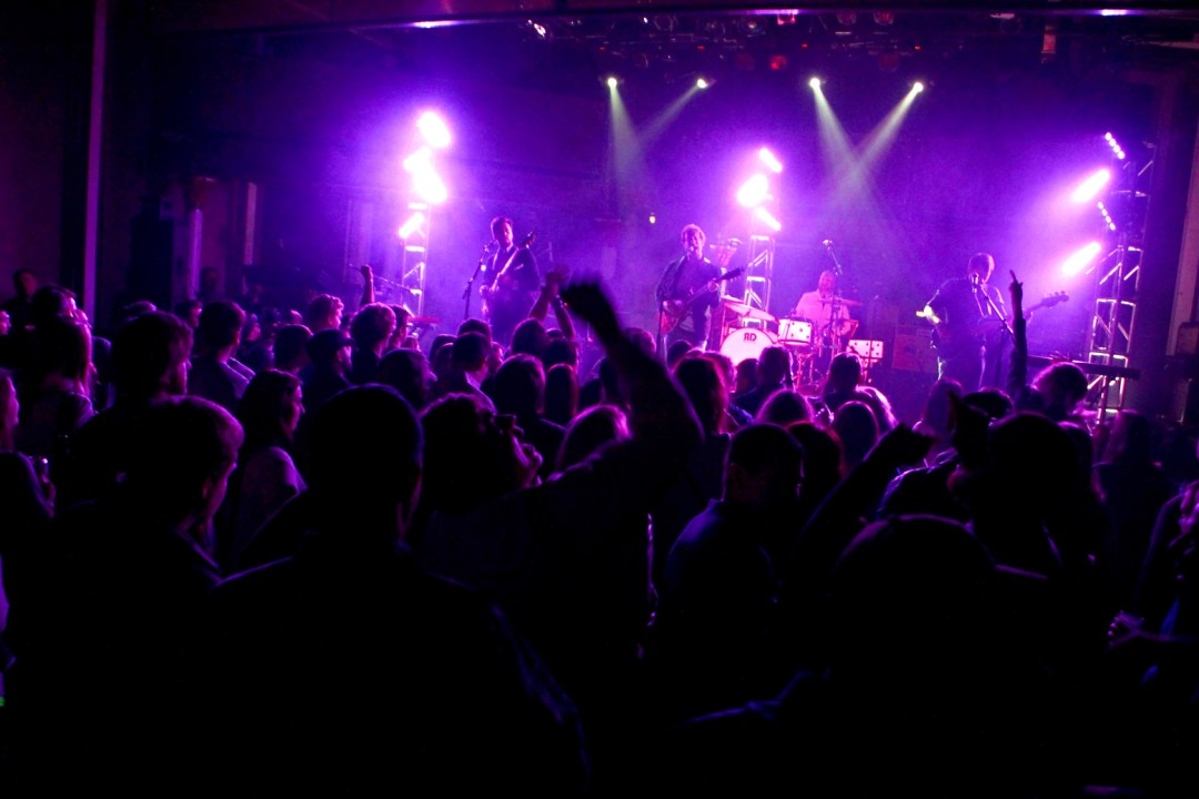 "Rock Concert at Varsity Theater. Image by <a href=""http://varsitytheater.org/"" target=""_blank"">Varsity Theater</a>"