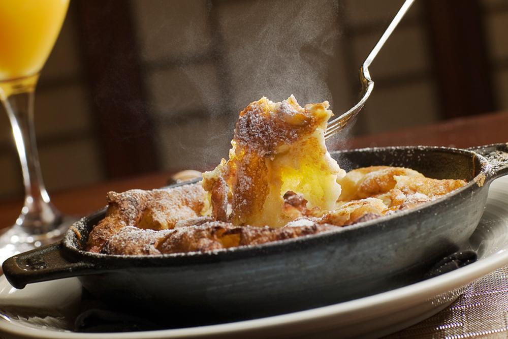 """FireLake Dessert. Image by <a href=""""http://www.firelakerestaurant.com/"""" target=""""_blank"""">FireLake</a>"""