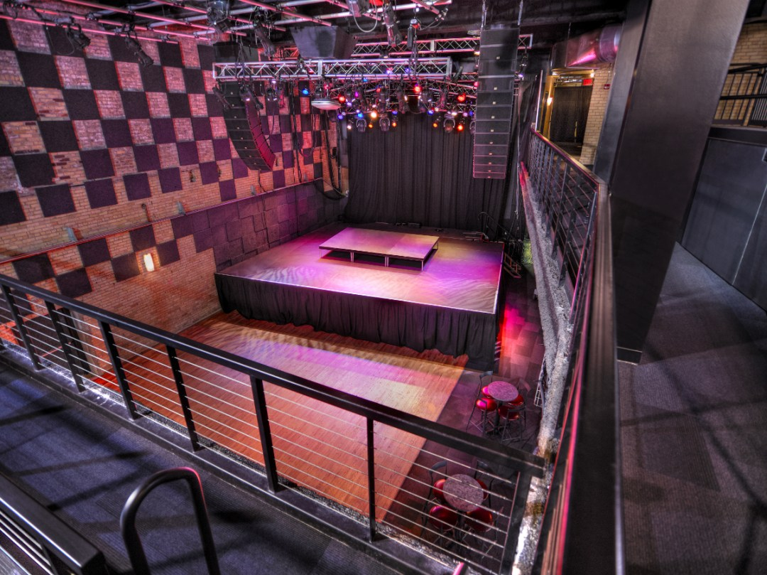 "View of Stage From Balcony. Image by <a href=""https://www.stagingconcepts.com/"" target=""_blank"">Staging Concepts</a>"