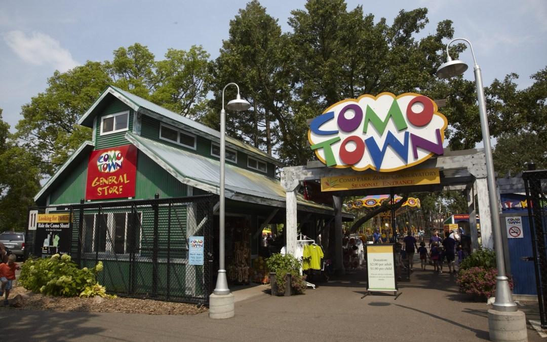 Como Park Zoo and Marjorie McNeely Conservatory