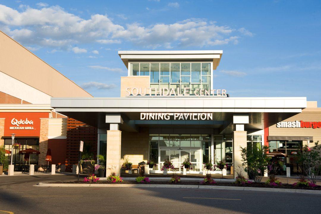 Southdale Center in Edina, MN