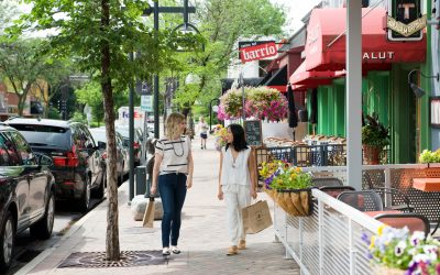 Explore Edina Shopping & Dining Itinerary