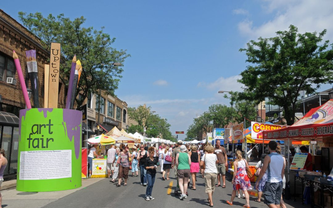 Art Festivals in the Twin Cities
