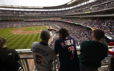 Twins Home Opener is April 3