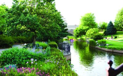 Sensational State Parks: Centennial Lakes Park