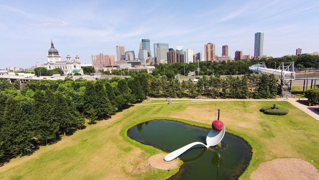Minneapolis Sculpture Garden