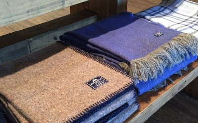 Behind the Scenes at Faribault Woolen Mill Co.