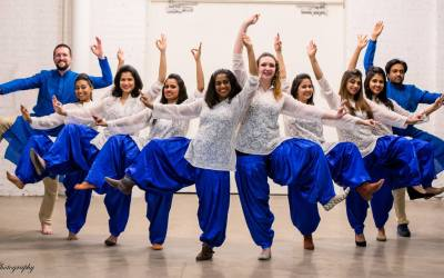 Bollywood Dance in the Twin Cities
