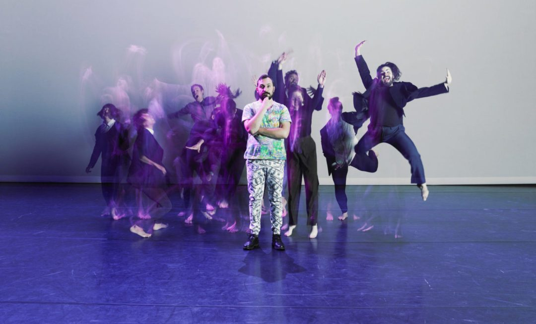 Fire Drill dance company and Tom Comitta collaborated on Bill: The Musikill for Momentum.