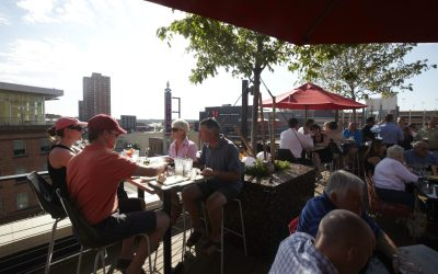 Rooftop Dining in the Twin Cities