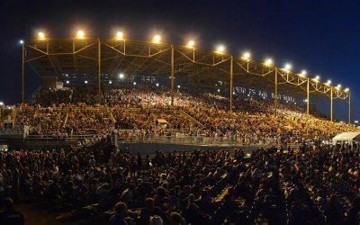 Minnesota State Fair Grandstand