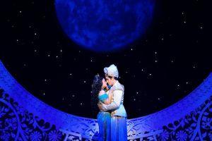 """Aladdin and Jasmine in """"Aladdin"""""""