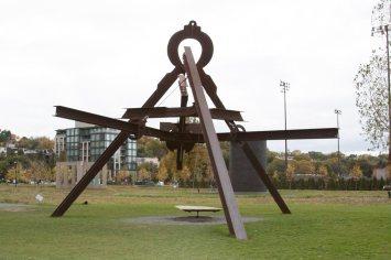 Arikidea at the Minneapolis Sculpture Garden.