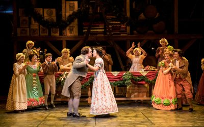 """Review: """"A Christmas Carol"""" at the Guthrie"""
