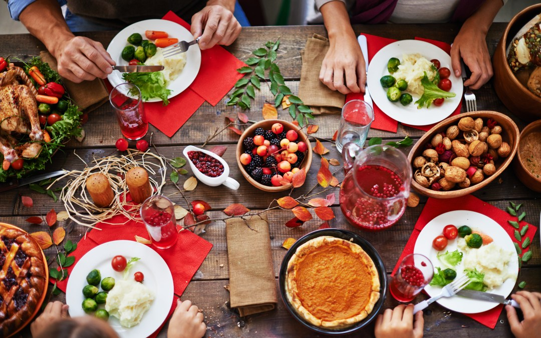 Thanksgiving Dinner in the Twin Cities