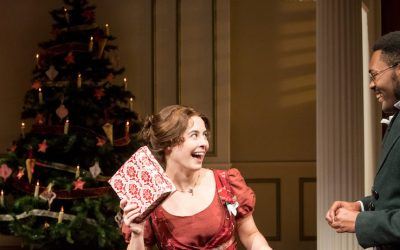 "Review: ""Miss Bennet: Christmas at Pemberley"""