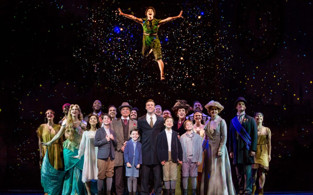 """Review: """"Finding Neverland"""" at the Orpheum Theatre"""