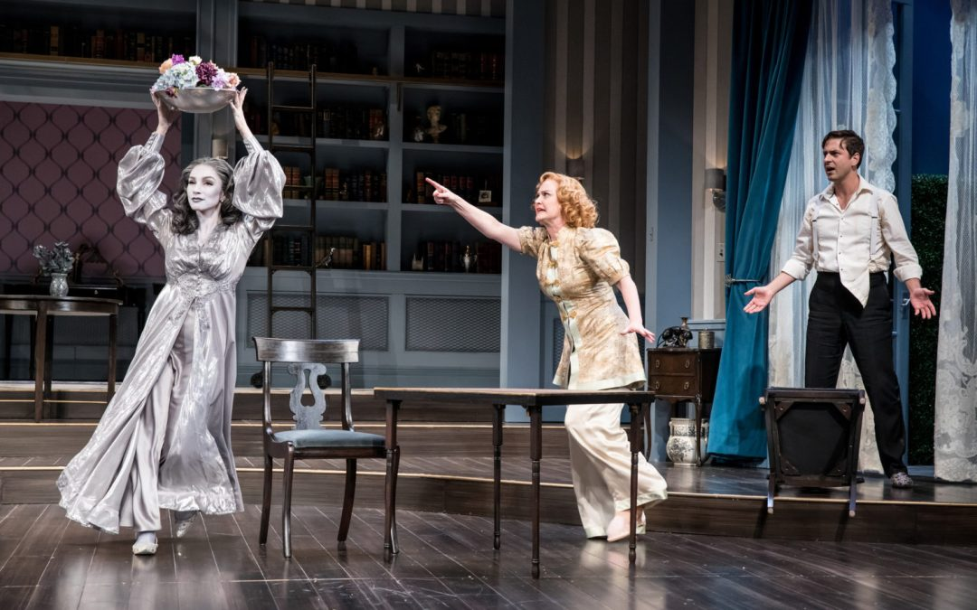 """Review: """"Blithe Spirit"""" at the Guthrie"""