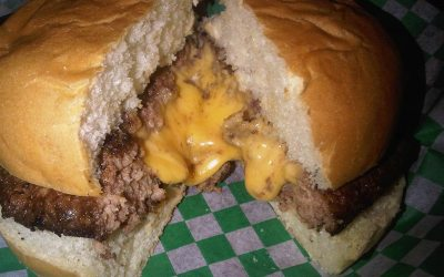 Juicy Lucy Joints