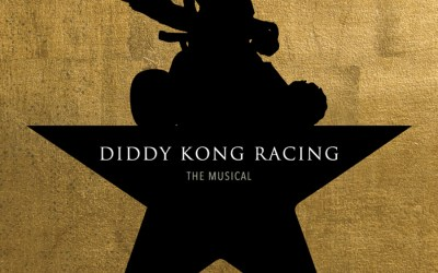 Diddy Kong Racing: The Musical