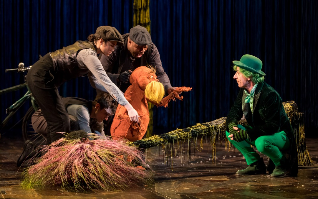 """The Lorax"" Premieres at Children's Theatre"
