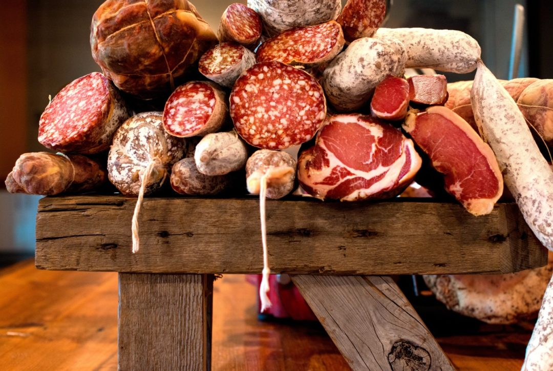 A selection of meats from Red Table Meat Co.
